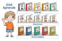 Cuentos para niñas, niños y adolescentes con autismo