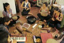 Taller de juego y experimentación musical