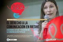 """Jornada """"El derecho a la comunicación en riesgo"""""""