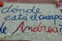Jornada: Dónde está Andrea?