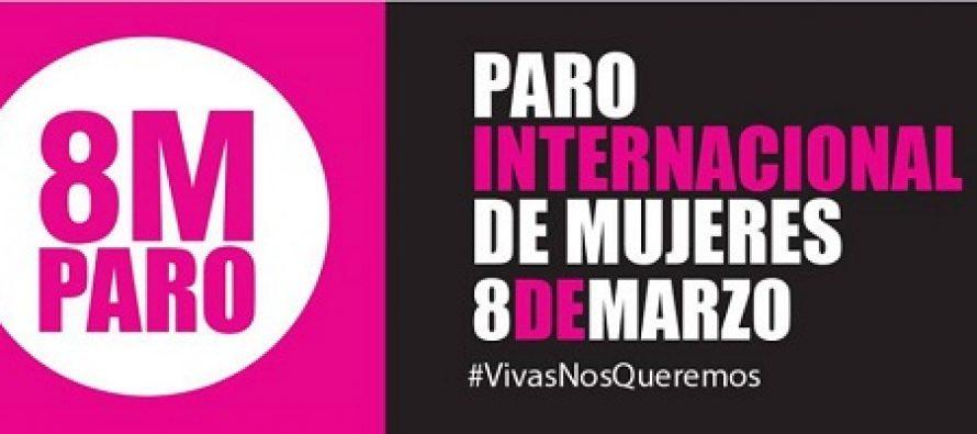 Llamamiento al Paro Internacional de Mujeres – 8 de marzo 2017