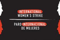 PARO INTERNACIONAL DE MUJERES – Argentina. Comunicado