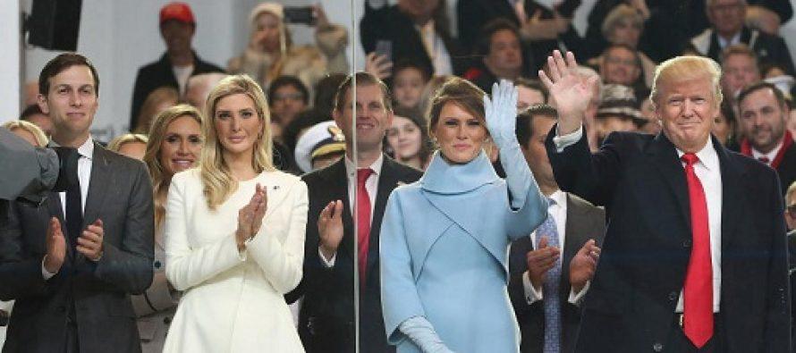 El feminismo plástico de Melania e Ivanka encubre la misoginia de Trump