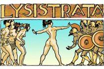 Huelga de Lisístratas versión siglo XXI