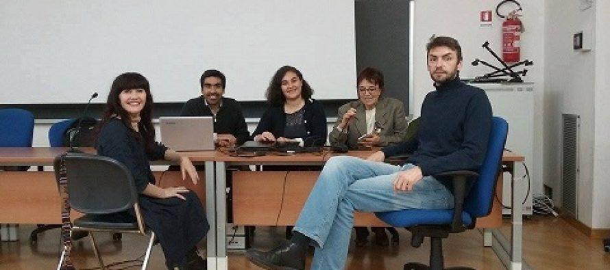 La socióloga pampeana Marina Baigorria invitada por la RCAI en Roma – Italia
