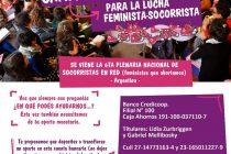Campaña de aportes para la lucha feminista-socorrista