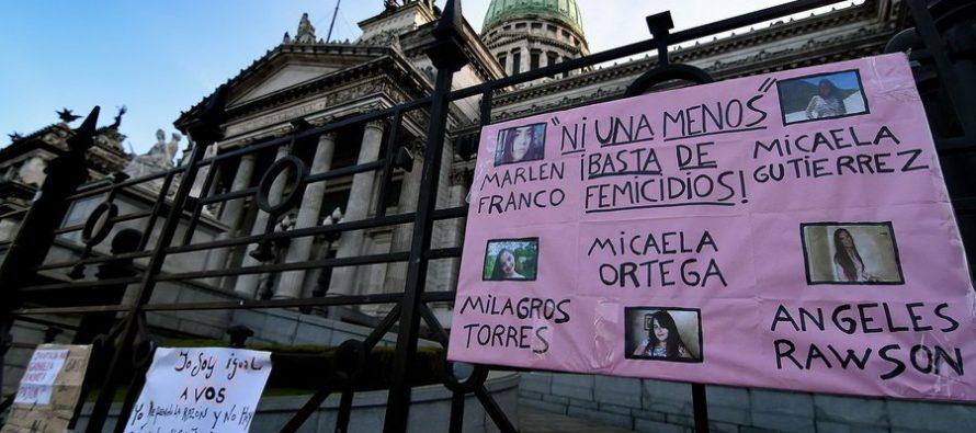 Diputados avanzará con el proyecto para quitarle la patria potestad a los femicidas