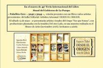 Mujeres pampeanas en la Feria Internacional del Libro