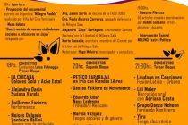 FESTIVAL POR LA LIBERTAD DE MILAGRO SALA