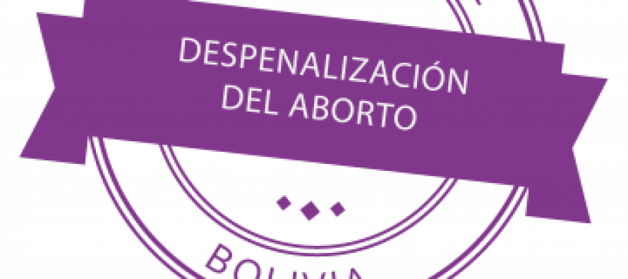 #Twittazo (23 de Mayo) Bolivia alza la voz por la Despenalización del Aborto