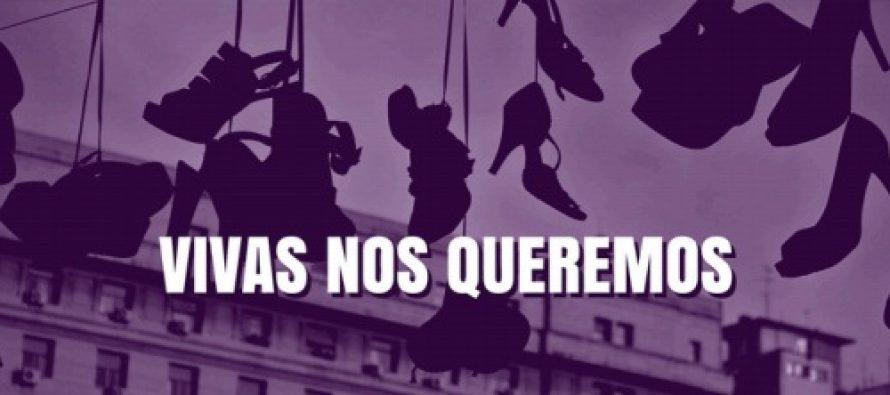 CONFERENCIA DE PRENSA MUJERES SINDICALISTAS