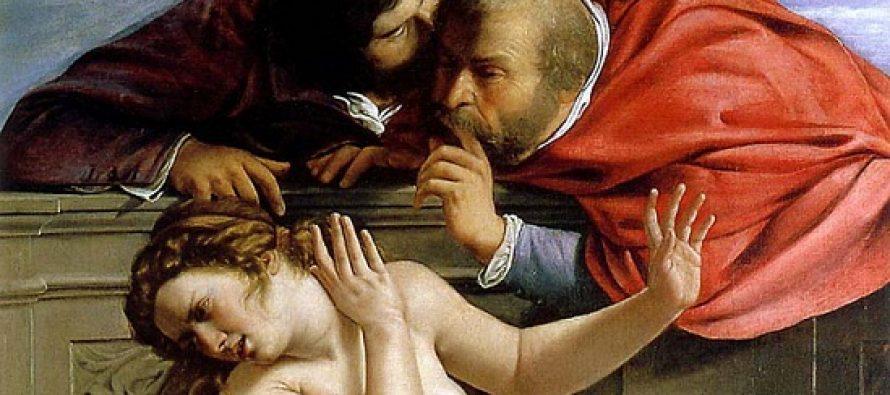 La violencia de género en los grandes museos