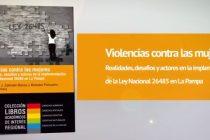 Libros EdUNLPam: violencia contra las mujeres