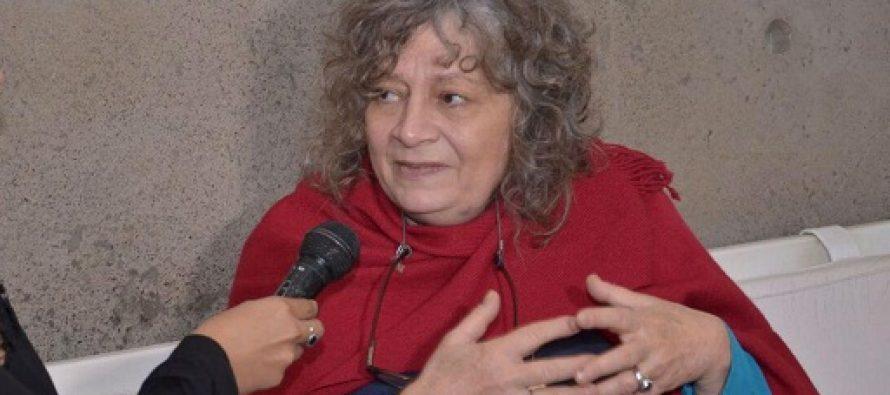 """Rita Segato en Salta: """"los femicidios y violencia de género se corrigen en la sociedad"""""""