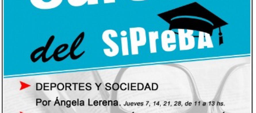 Taller de Periodismo de Género e Inclusión en el SiPreBA