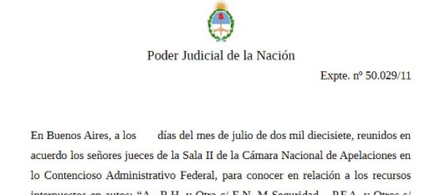 Condenan al Estado Nacional y a integrantes de la Policía Federal Argentina por negligencia en un caso de femicidio