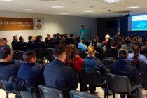 Neuquén: La Policía recibió una capacitación sobre violencia de género y masculinidades