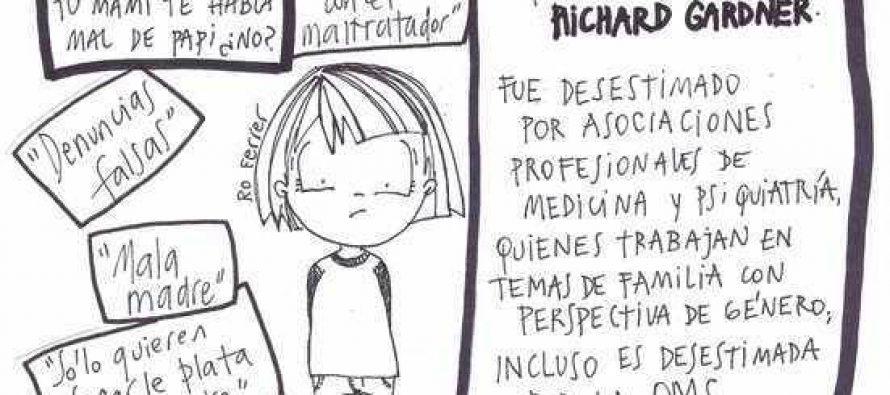 "El falso ""Síndrome de alienación parental"" (SAP)"
