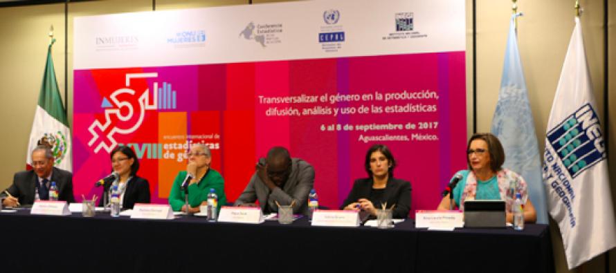 Realizan XVIII Encuentro Internacional sobre estadísticas y género