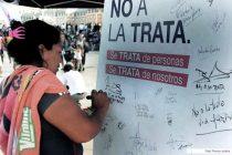 La trata es una grave violación a los Derechos Humanos