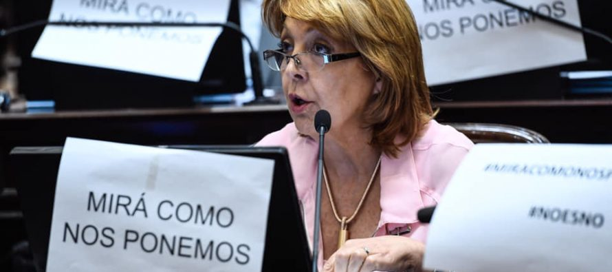 Norma Durango en el Senado: Mirá Cómo Nos Ponemos