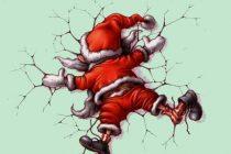 Actrices y periodistas feministas hicieron un video contra Papá Noel