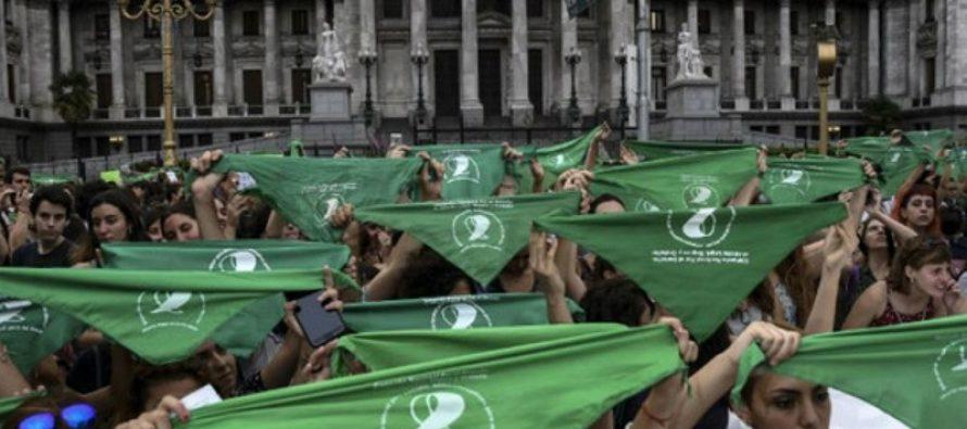 En marzo volverá a presentarse el proyecto por el Aborto legal en Argentina