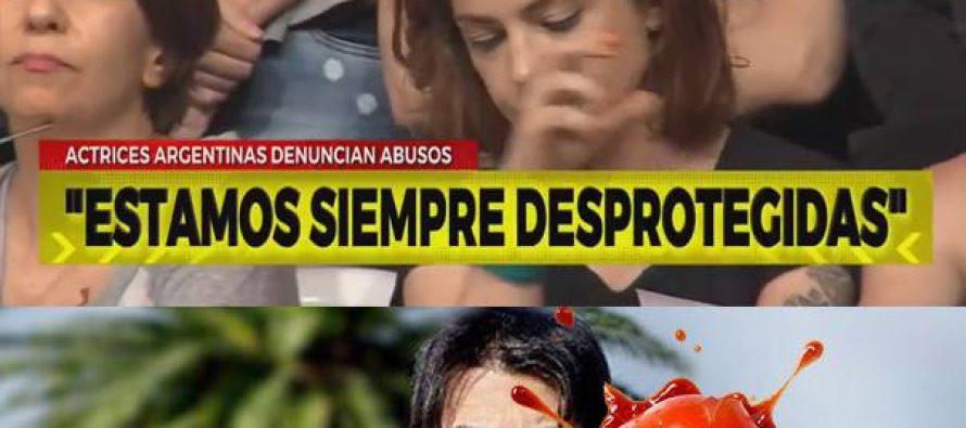 Actrices Denuncian a Juan Darthes por violación a una menor