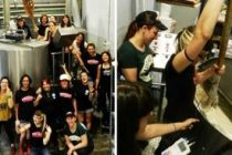 Azurduy, la cerveza feminista que desembarcó en Mar del Plata