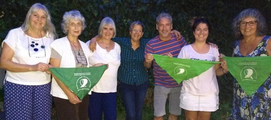 SiPren apoya la lucha del Foro pampeano por el derecho al Aborto