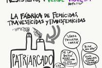 La fábrica de femicidas, travesticias y transfemicidas