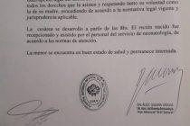 Jujuy: No salvaron ninguna vida