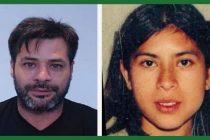Aumentan la recompensa por datos sobre Andrea López y Eduardo «Chino» Ros Ramírez