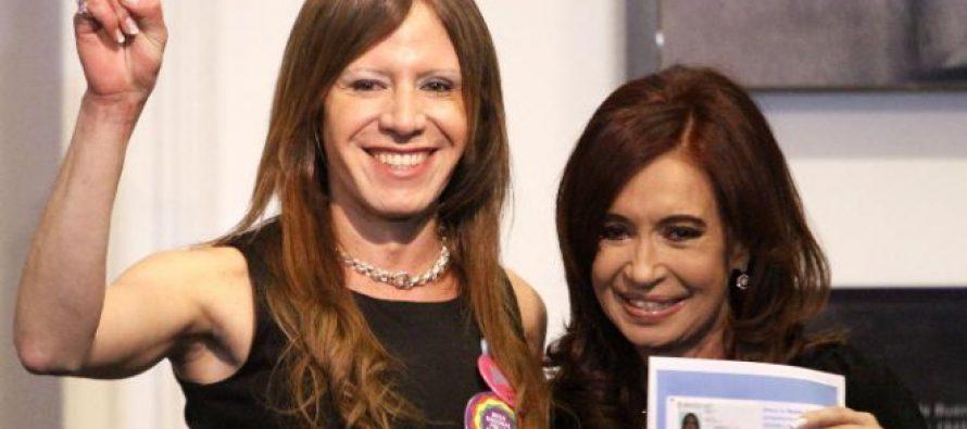 Ornella Infante, la primera precandidata trans de Río Negro