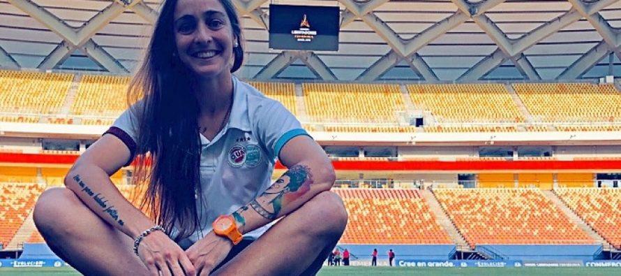 """""""Se va a caer"""": una futbolista denunció a la AFA por vulnerar derechos de las mujeres"""