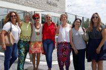Maggio se reunió con artistas pampeanas