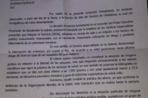 El Jefe de Obstetricia del hospital en el que obligaron a cesárea a la nena de 12 años renunció y responsabilizó a Morales