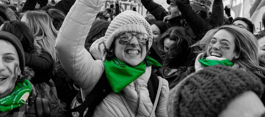 Me hice feminista para profundizar en la revolución, no para desviarme de ella