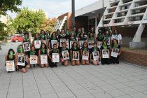 Mujeres se movilizaron por el aborto legal (Fotorreportaje)