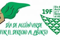 19F Día de Acción Verde por el Derecho al Aborto