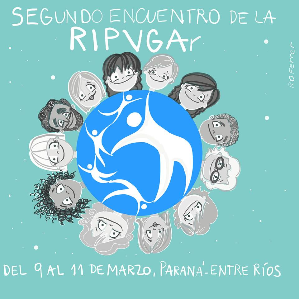 II Encuentro Federal de la Red Internacional de Periodistas - RIPVGAr