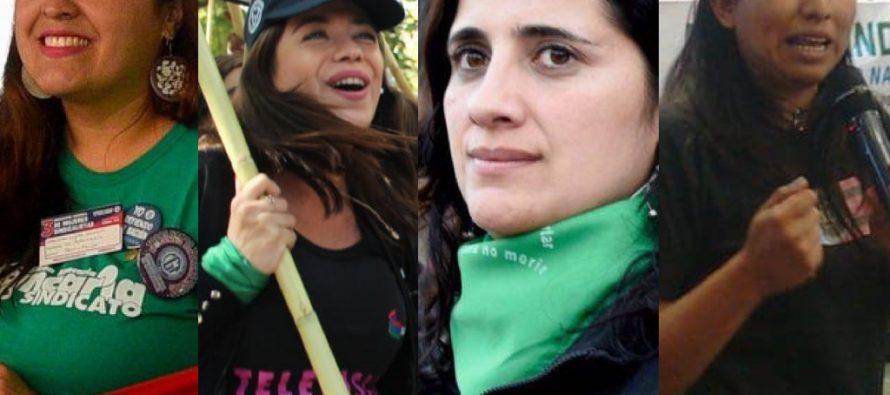 8M / Mujeres Sindicalistas en toda la Argentina