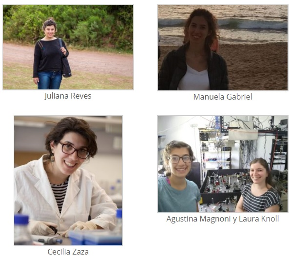 Científicas realizarán una jornada de visibilización de niñas y mujeres en la ciencia