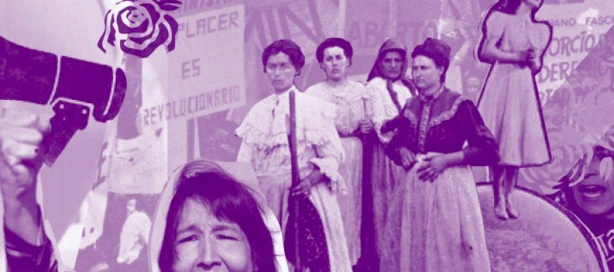 Rumbo a la Huelga Feminista! 💜