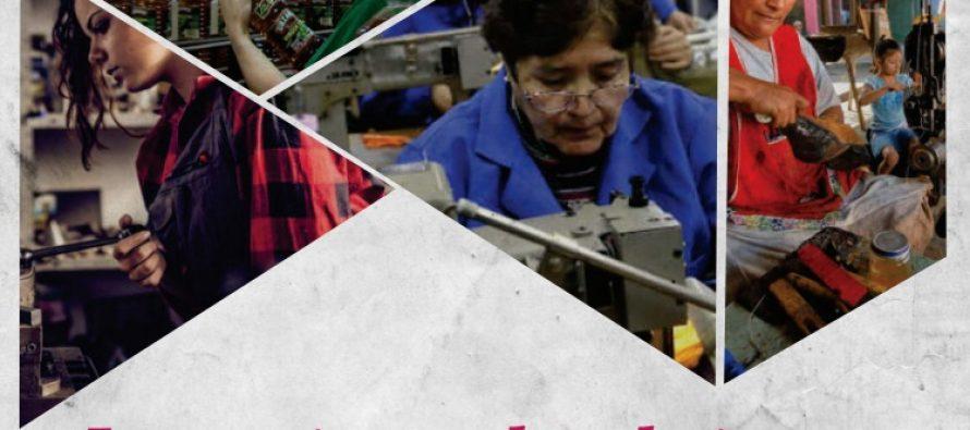 Las mujeres, el trabajo y la comunidad organizada