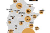 El mapa de las provincias con más violadores de la Argentina: hay más de 23 mil delincuentes sexuales