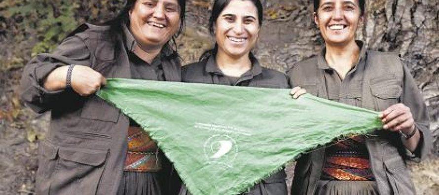 En Kurdistán el patriarcado se cayó