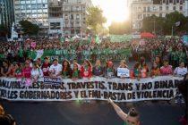 8M: El gobierno nacional descontará el día a las trabajadoras que pararon