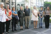 """Se inauguró la muestra """"Ser mujeres en la ESMA"""""""