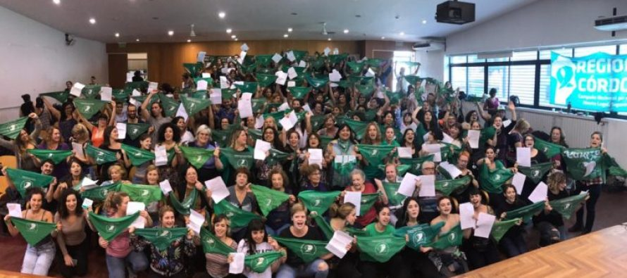 La Campaña Nacional presentara nuevo proyecto por el Aborto Legal